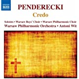 Penderecki: Credo (Credo/ Cantata In Honorem/ Hymn Do Sw. Wojciecha)