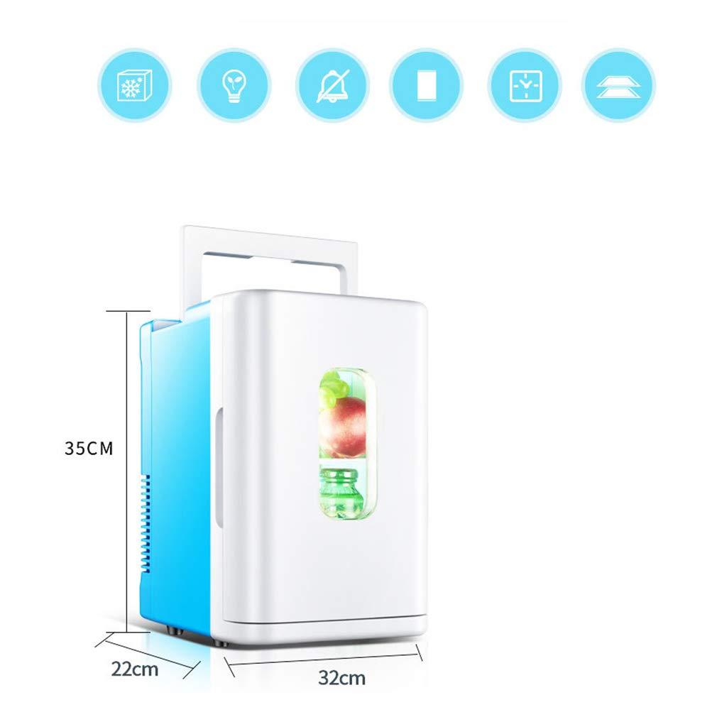 Mini refrigerador para automóvil, refrigerador de 10 litros ...