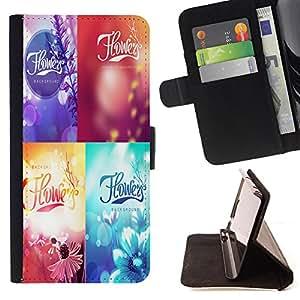 Dragon Case - FOR Samsung Galaxy Note 3 III - ?describe your beauty - Caja de la carpeta del caso en folio de cuero del tir¨®n de la cubierta protectora Shell