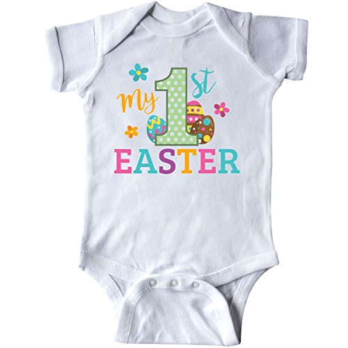 inktastic - My 1st Easter Infant Creeper 6 Months White 28022