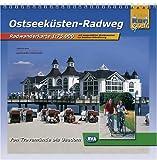 Radwanderkarte Ostseeküstenradweg: Maßstab 1:75000