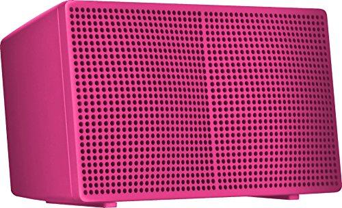 Vivitar Neon Mini Bluetooth Speaker (Pink)