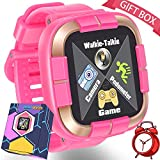 GBD Game Smart Watch for Kids Children Boys Girls with Camera 1.5'' Touch