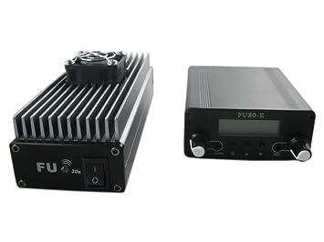 CZH fu-30 a 30 W profesional FM transmisor amplificador de 85 – 110 mhz