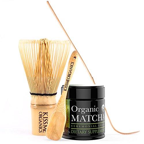 Matcha Tea Set Traditional Accessories