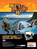 Walking With Dinosaurs: A Reusable Sticker Book (Walking With Dinosaurs the 3d Movie)