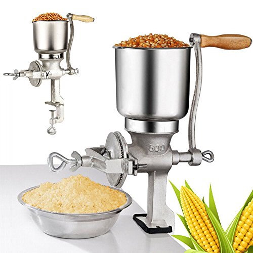 corn and wheat grinder - 1