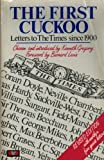 The First Cuckoo, Kenneth Gregory, 0048080403