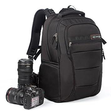 cc5334648d0d Multifunction DSLR Camera Bag Travel Outdoor Tablet Laptop Bag Waterproof  Camera Rucksack Durable Camera Backpack for