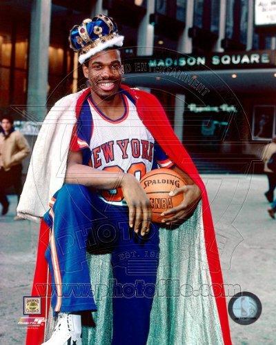 Bernard King New York Knicks NBA Posed写真8 x 10   B00CD9EYQM
