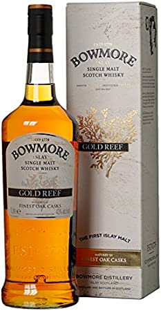 Bowmore Whisky Gold Reef Malt - 1000 ml