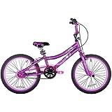 20 Kent 2 Cool Girls' BMX Bike, Satin Purple by Kent
