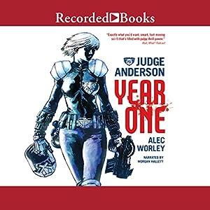 Judge Anderson Audiobook