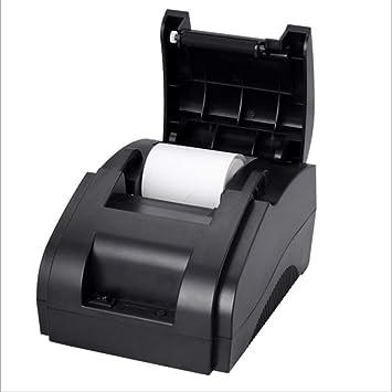 GBPHH Impresora termica Supermercado Caja registradora ...