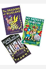 My Father's Dragon Series (Set of THREE Books: My Father's Dragon, Elmer and the Dragon, and the Dragons of Blueland) (My Father's Dragon) Paperback
