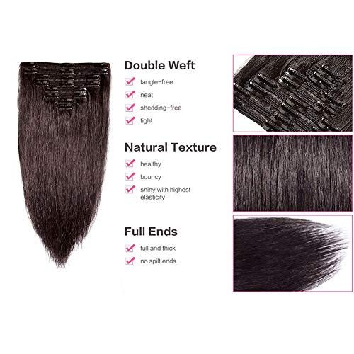 Buy clip in remy hair extensions
