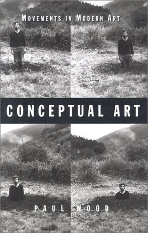 conceptual art movements in modern art