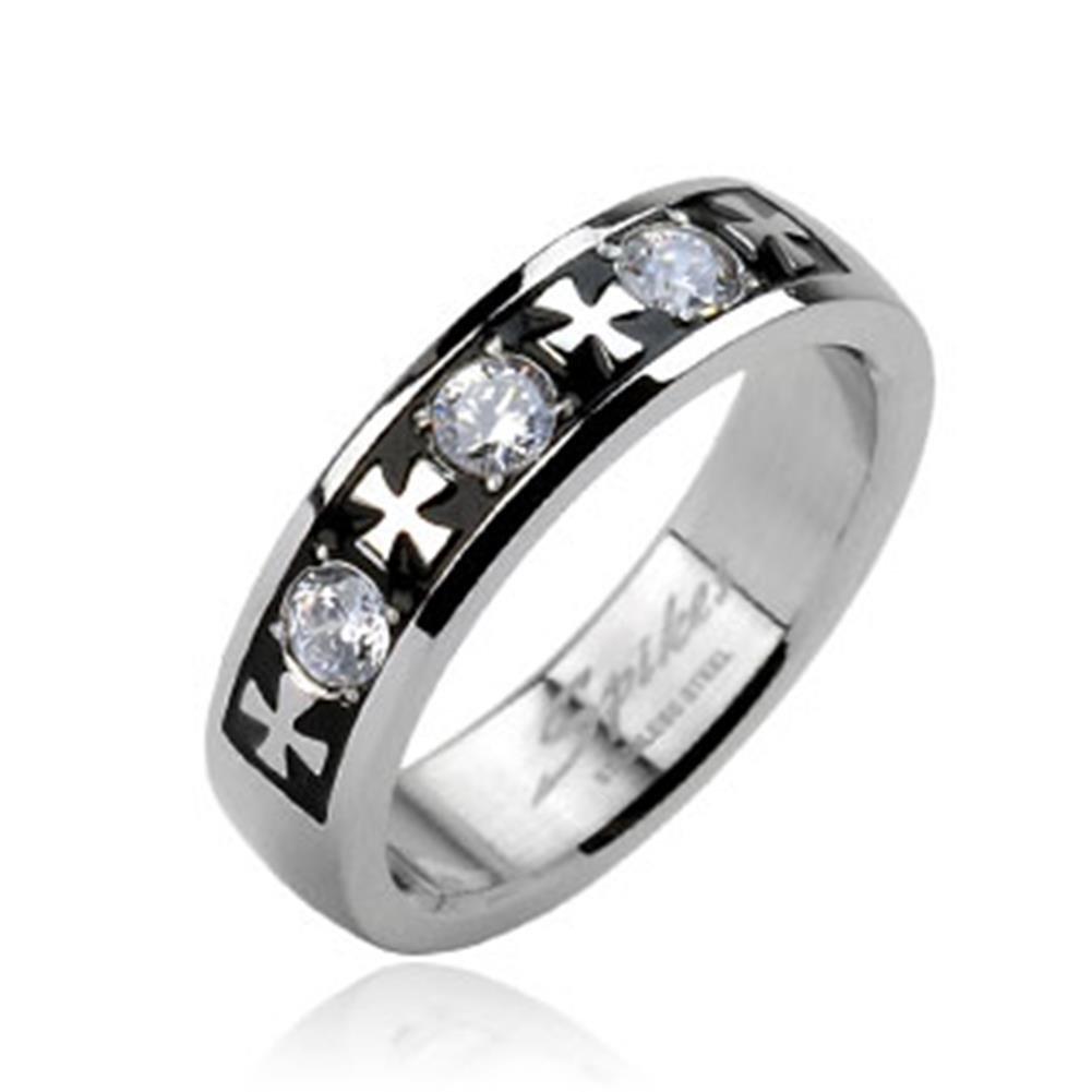 Tapsi´s Coolbodyart®| Finger Ring Edelstahl 6mm Breit Keltisches ...