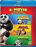 Kung Fu Panda: 3-Movie Collection [Blu-ray] (Sous-titres français)