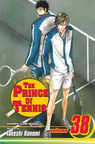The Prince of Tennis, Vol. 38: Clash! One-Shot Battle by