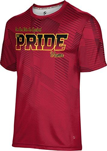 ProSphere Men's Yuma Rural Metro Fire Department Bold Shirt (Apparel) - In Az Shopping Yuma
