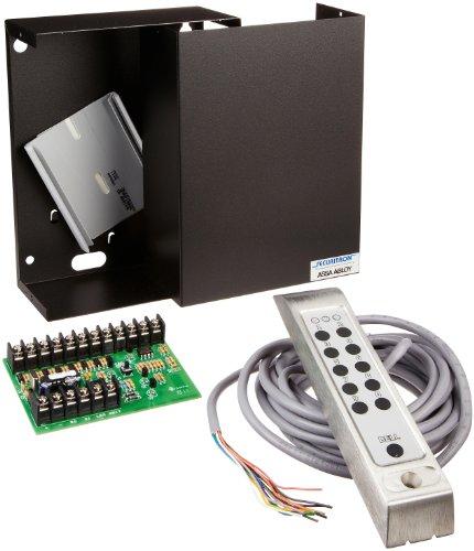 Securitron DK-26WSS Digital Keypad System Wiegand, Stainless