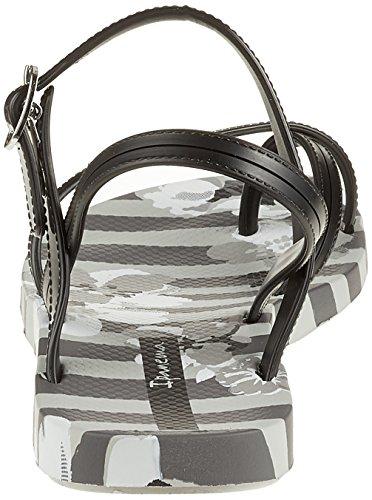 Tongs Fem V 8067 Sand Grey Multicolore Grey Femme Grau Fashion Black Ipanema Black ICqw1t