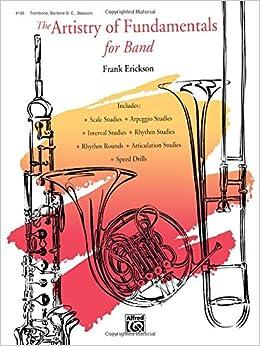 \\TXT\\ The Artistry Of Fundamentals For Band: Trombone/Baritone B.C./Bassoon. Please casilla nativos servicio rosada Gundam opera