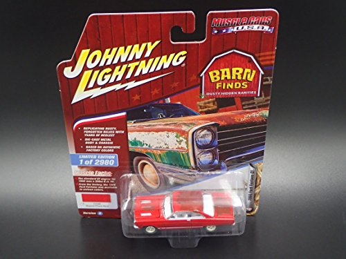 Toy Fairlane - Johnny Lightning 1966 Ford Fairlane GT 2018 Muscle Cars USA Version B Barn Finds