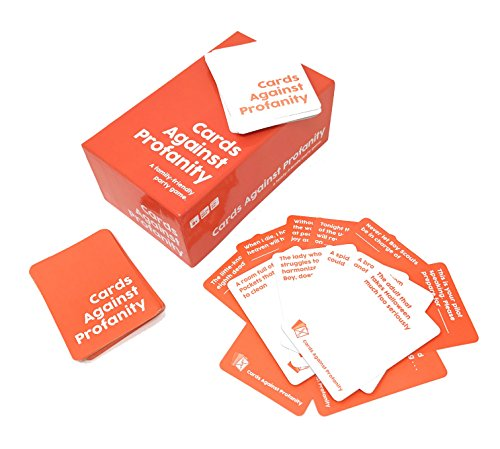 Pioneer Plus Cards Against Profanity]()