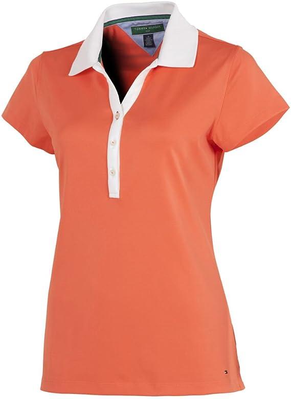 Tommy Hilfiger Meryl Poly – Polo de Golf para Mujer Prendas de ...