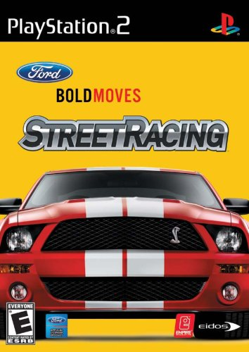 Ford Bold Moves Street Racing - PlayStation 2 ()