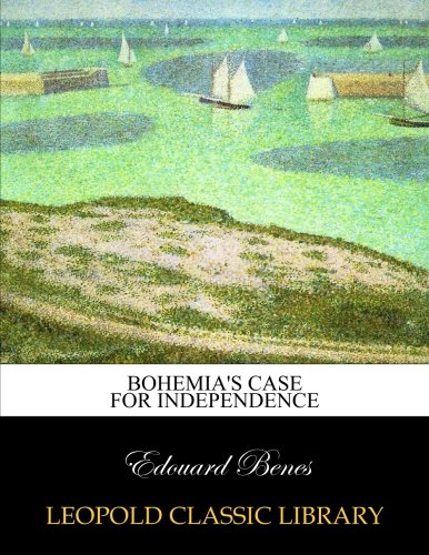 Download Bohemia's case for independence pdf