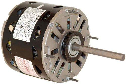 Century D0004 GE Replacement, 5.6-Inch Frame Diameter, 1/3-HP, 1075-RPM, 208-230-Volt, 2.6-Amp, Sleeve Bearing Motor