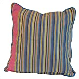American Rhino Kikoy Pillow Cover Karura Stripe