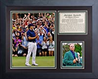 11x14 FRAMED JORDAN SPIETH 2015 MASTERS CHAMPION RECORDS 8X10 PHOTO