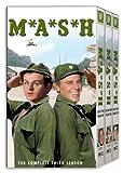 M*A*S*H - TV Season Three - 3 Tape Boxed Set [VHS]