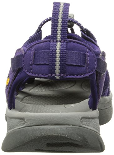 WHISPER Outdoor Donna Keen Purple Sandali 5124 BKGA Hg0AAfqWd
