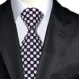 New Classic! 2014 Fashion Men's 100% Jacquard Woven Silk Neckties Tie For Men