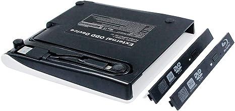 USB 2.0 External CD//DVD Drive for Asus a6722ne-lh
