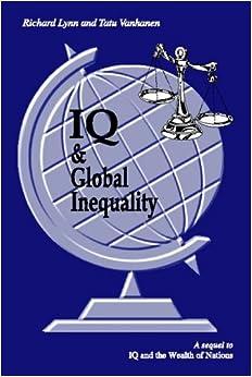 Book IQ and Global Inequality
