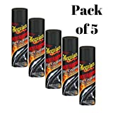 Meguiar's Hot Shine Tire Spray (15 oz) (Pack of 5)