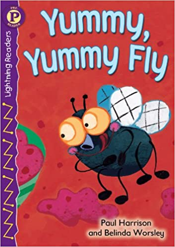 Amazon.com: Yummy, Yummy Fly, Level P (Lightning Readers: Level P ...