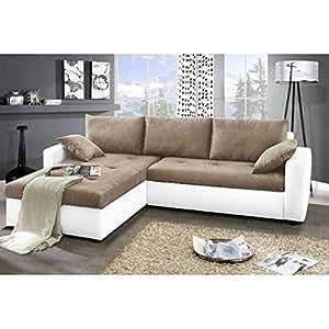 Justyou focus sof esquinero chaise longue funci n de cama - Fundas sofa esquinero ...