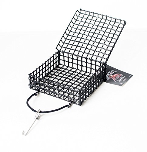 KING OF THE CRAWL Lobster & Crab Bait Cage - (Hog Trap Doors)