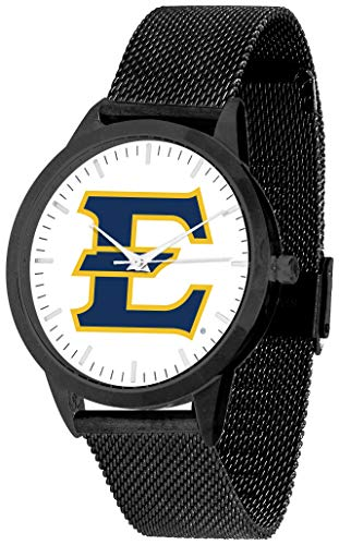 East Tennessee State Buccaneers - Mesh Statement Watch - Black Band