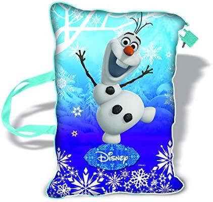 Disney Frozen - Cojín Diario Secreto, 23 x 35 cm (IMC 16163)