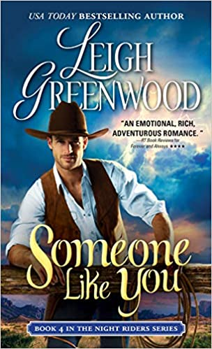 Someone Like You (Night Riders): Leigh Greenwood