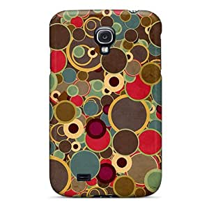 Galaxy S4 Case Cover Skin : Premium High Quality Bubbles Case