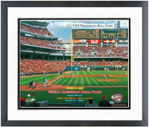 Cincinnati Reds Great American Ballpark MLB Stadium Photo 12.5
